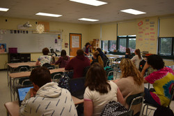 QRMHS classroom