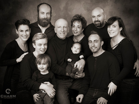 A Guide to Posing for Your Family Photos