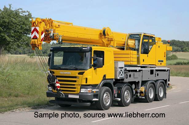 Liebherr LTF 1045-4.1 (2006)