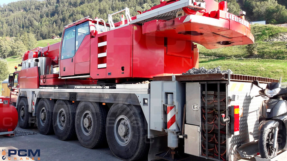 LIEBHERR LTM 1100-5.2 (2006)
