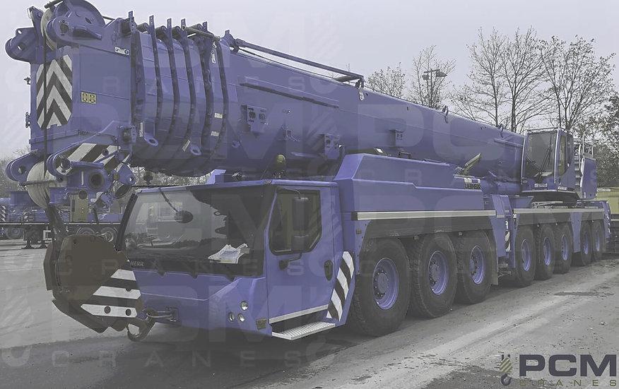 Liebherr LTM 1450-8.1 (2019)