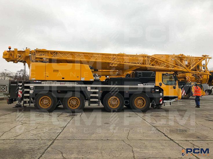 Liebherr LTM 1100-4.2 (2019)