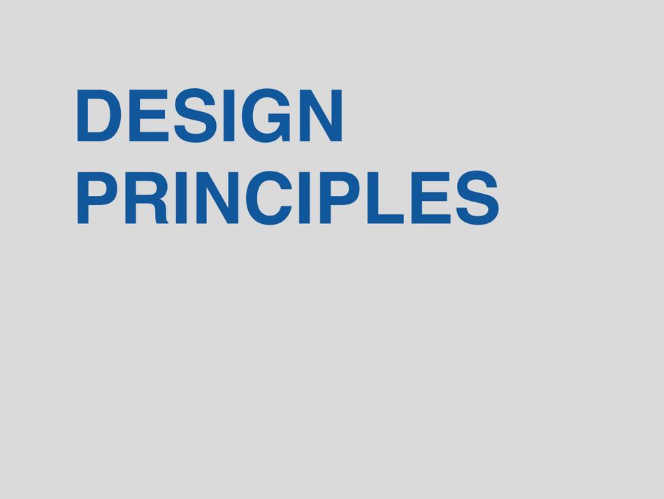 Info Architecture