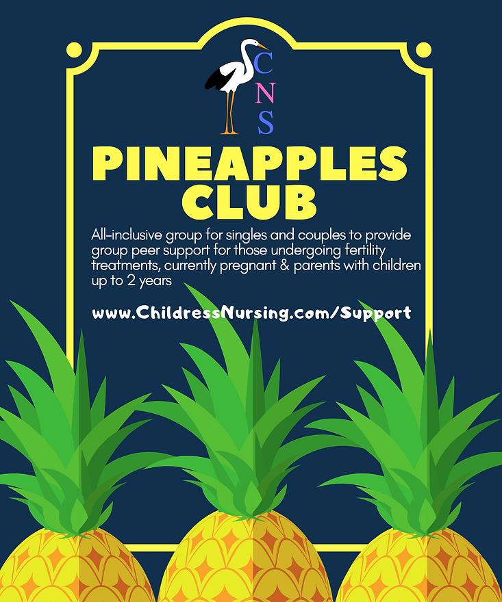 CNS Pineapples Club logo writing.png
