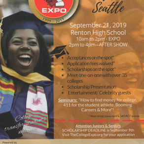 Black College Expo - Seattle