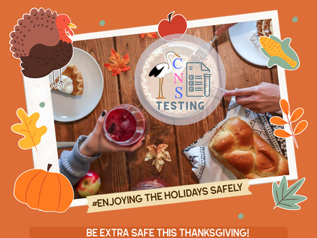4 Ways to Be Safe for the 2020 Thanksgiving Holiday!