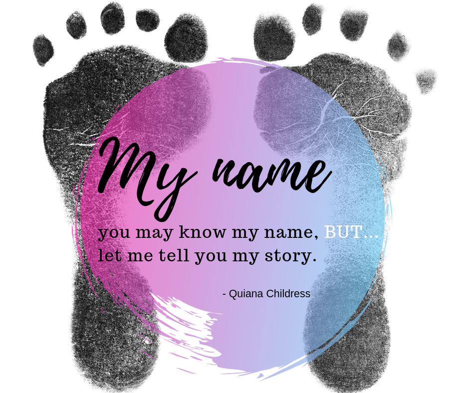 International Speaker and Author Quiana Childress blog - Naming Your Business