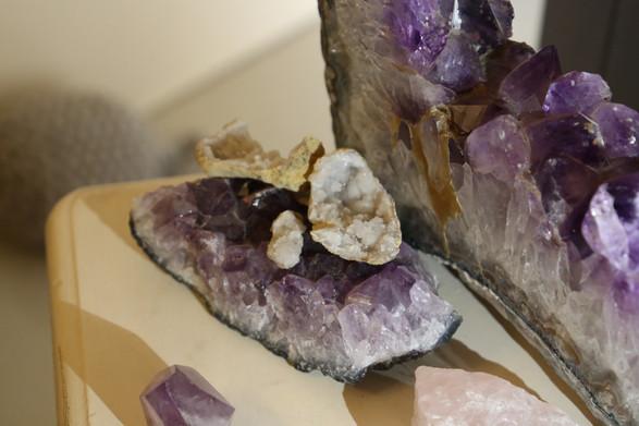 Small crystals