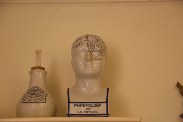 The head and the jar