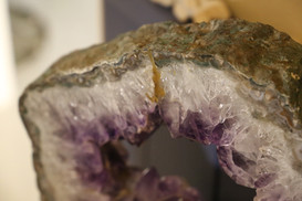 Crystal close up