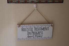 Holistic treatments