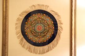 Mat tapestry