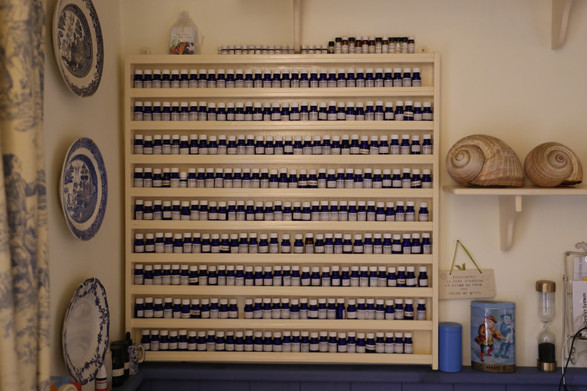 Homeopathic library