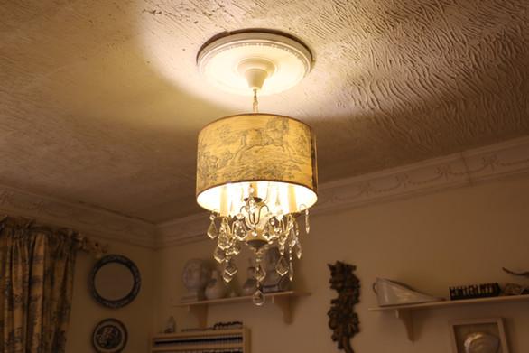 illuminate the room