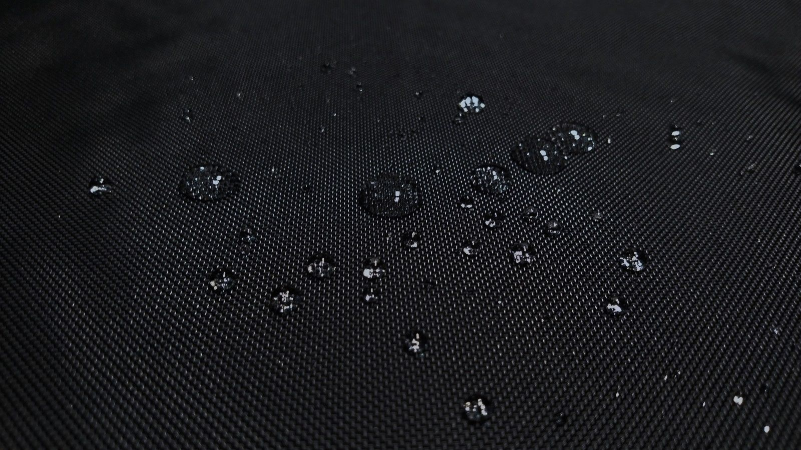 WATER REPELLENT COATED NYLON