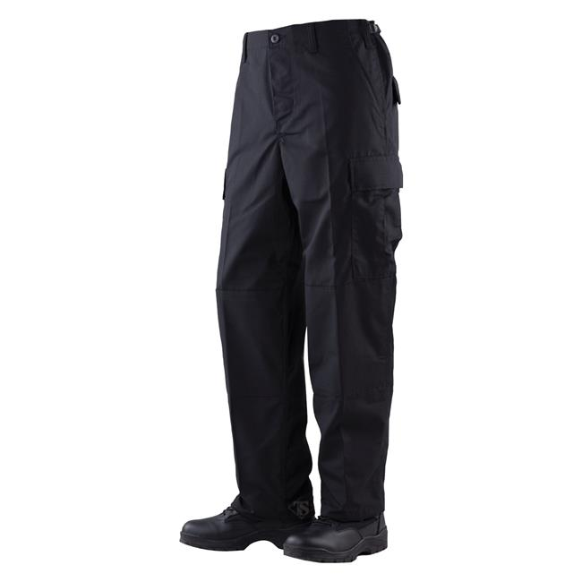 0-650-tru-spec-poly-cotton-ripstop-bdu-pants-black