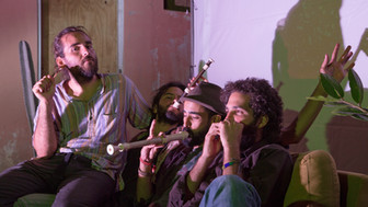 Baba Gris · Green Sofa Sessions Event !