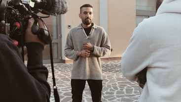 El Artista Puertorriqueño Ca.vier Trabaja para Diesel en el Último Milán Fashion Week