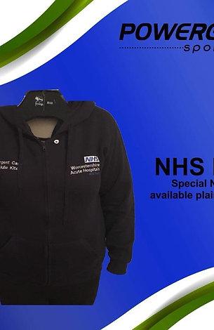 NHS Zipper Hoodie