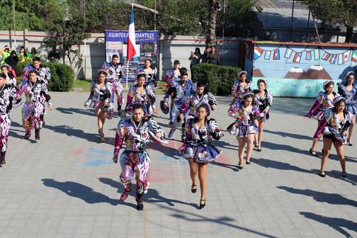 Bailes tradicionales 2019