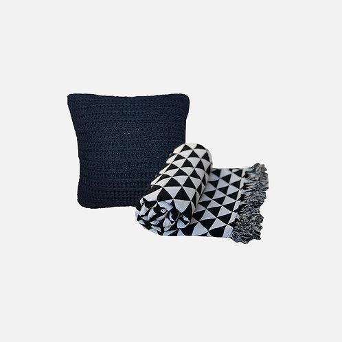 Kit Brisa Crochet + Manta Urca