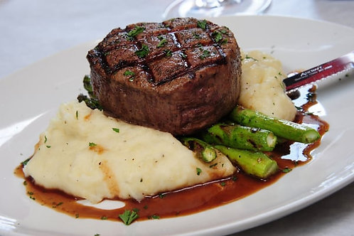 Family Plan #4 - Strip/Ribeye Steak/ 4oz
