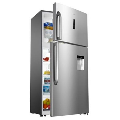 Réfrigérateur avec distributeur