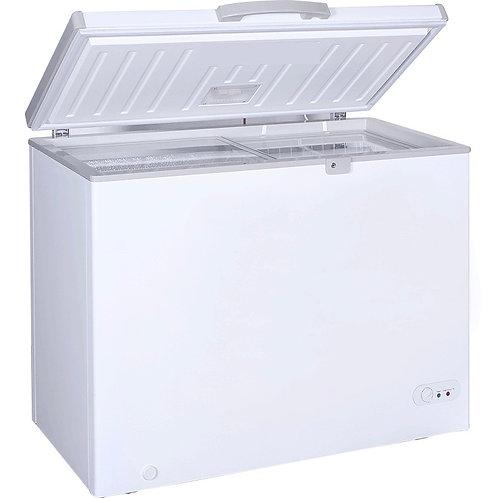 Congélateur 350L blanc