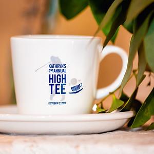 2nd Annual - High  Tea