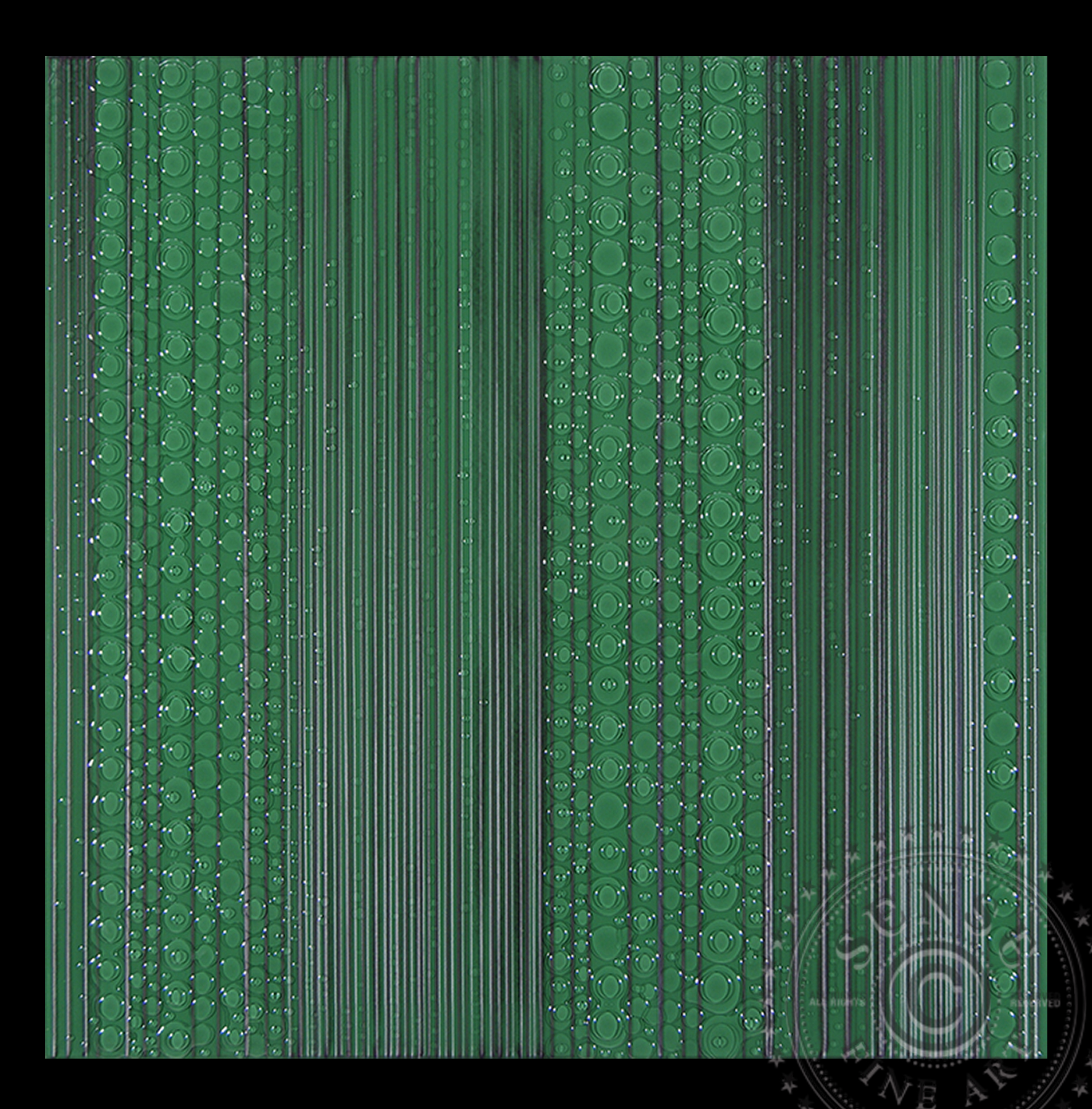 SENSE_fine_art_Kalloch_ForestGreen_24x24in_