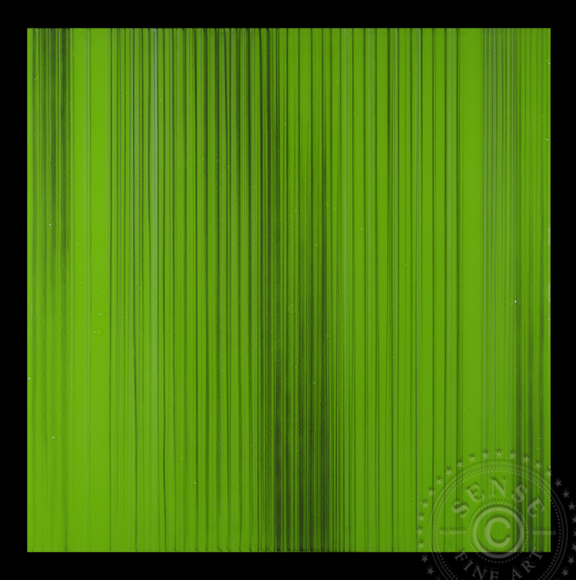 SENSE_fine_art_Kalloch_Green_24x24in_