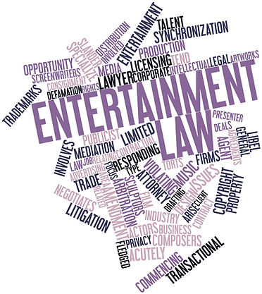 Entertainment Law Practice