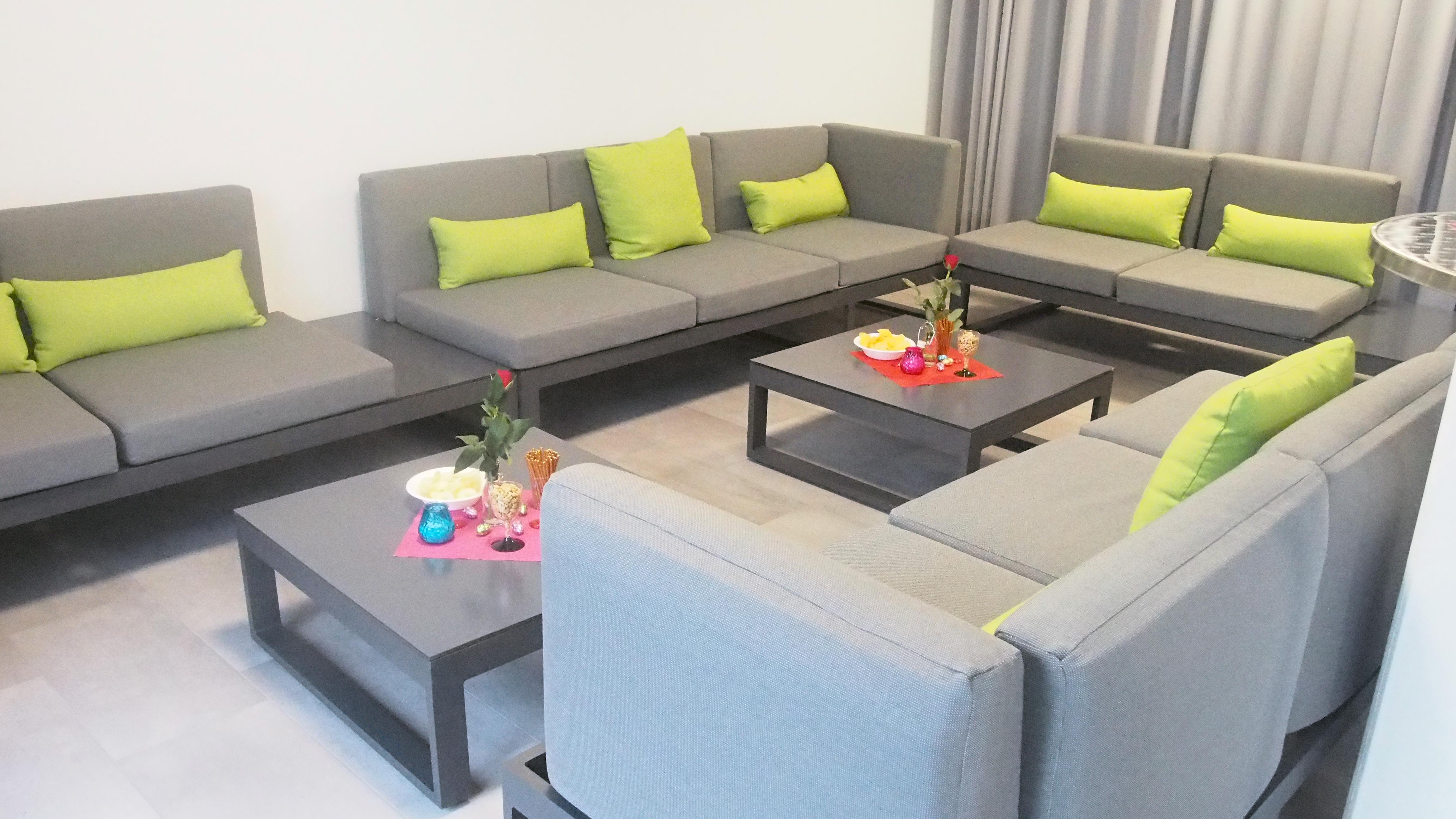 Lounge-Sitzbereich