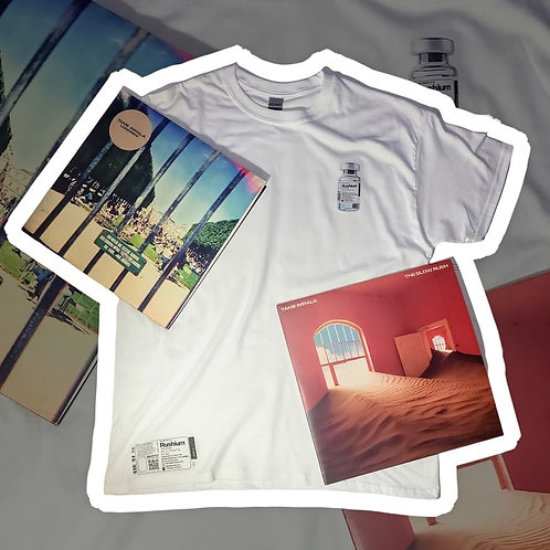 Tame Impala - Rushium Tour Shirt