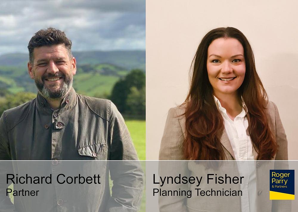 Richard Corbett & Lyndsey Fisher
