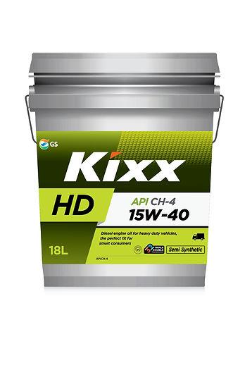KIXX HD CH-4