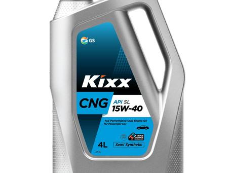 Kixx D1 CNG
