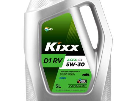 Kixx D1 RV