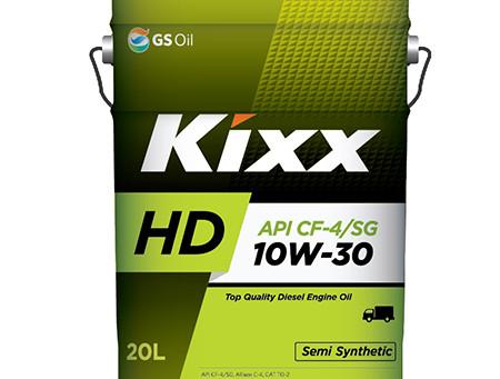 KIXX HD CF-4