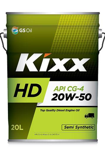 KIXX HD CG-4