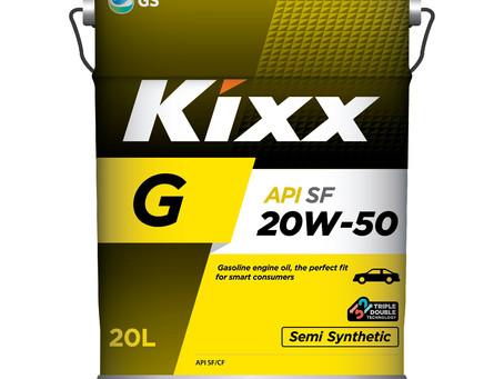 Kixx G SG