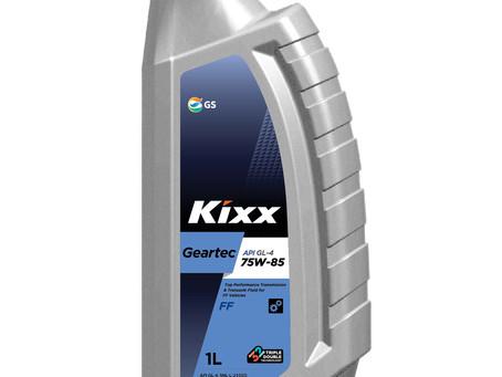 KIXX GEARTEC FF GL-4