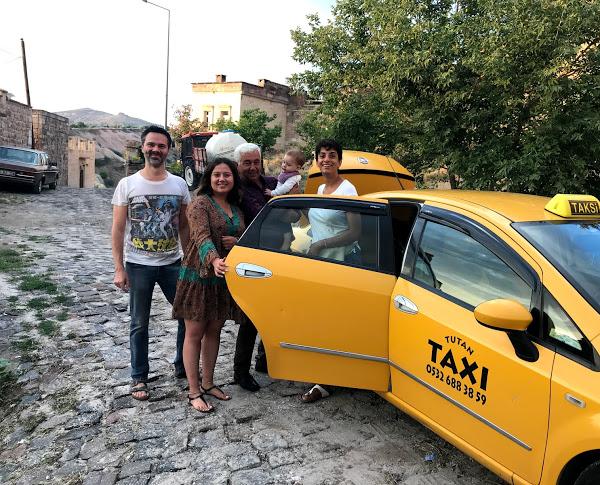 Cappadocia Taxi