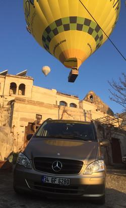 Cappadocia Taxi Tours Minivan