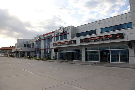 Kayseri Erkilet Airport (ASR)