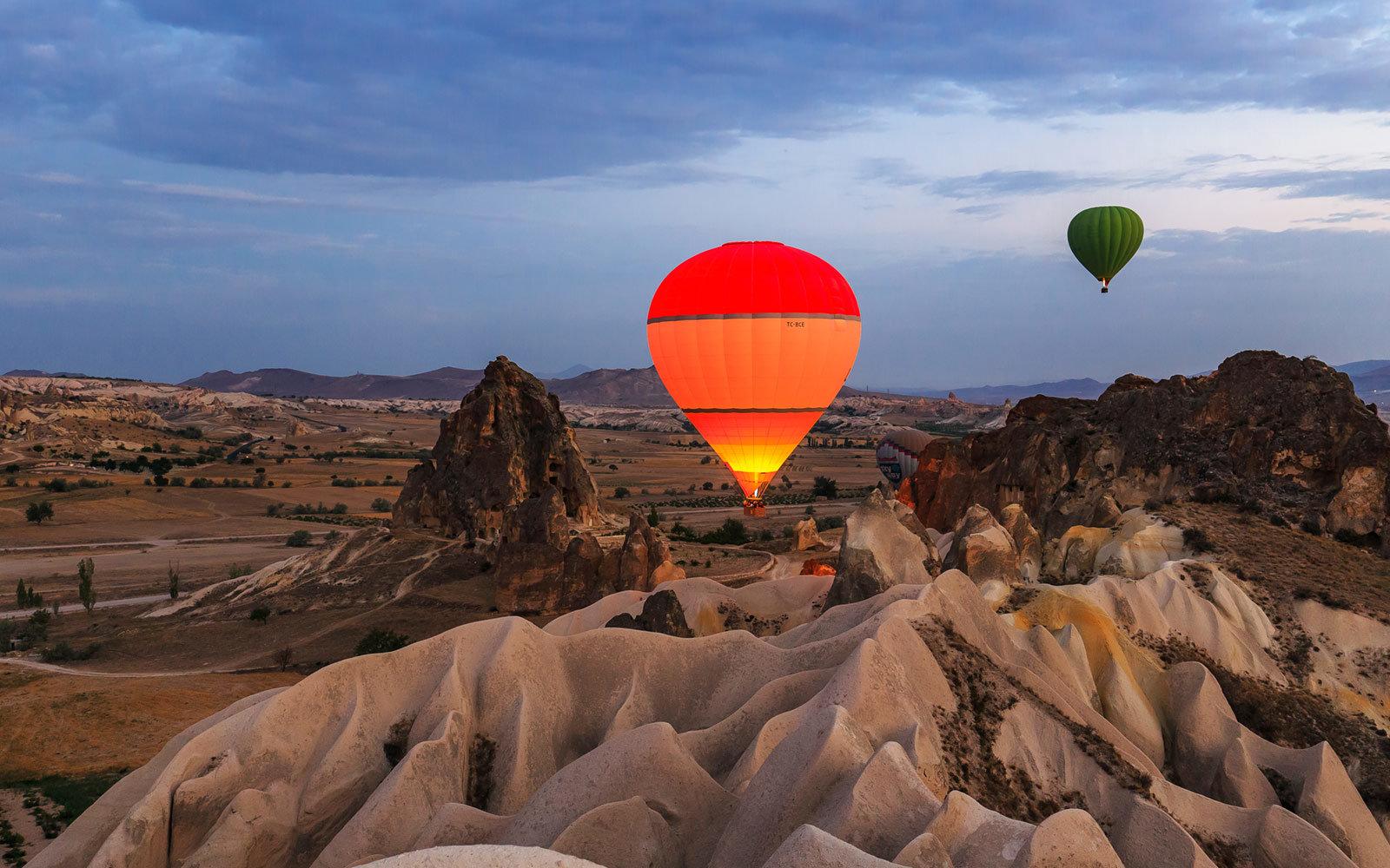 Cappadocia Taxi Tours