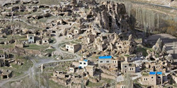 Soganli Upper Valley, Old Town