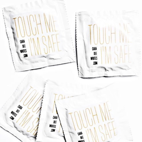Touch Series Condoms x4