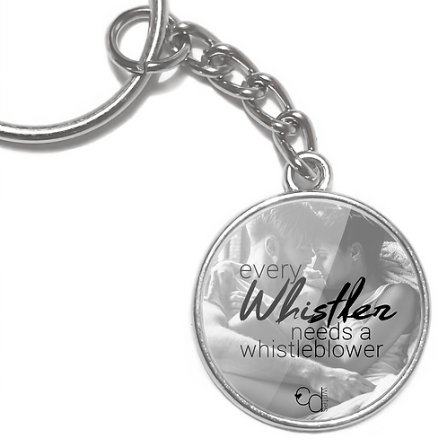 Key Ring: Every Whistler Needs a Whistleblower