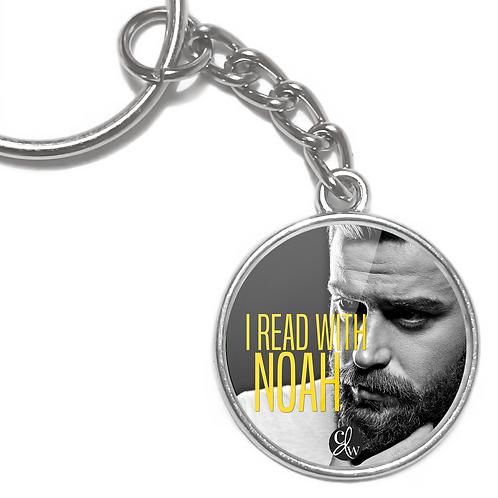 Key Ring: I read with Noah
